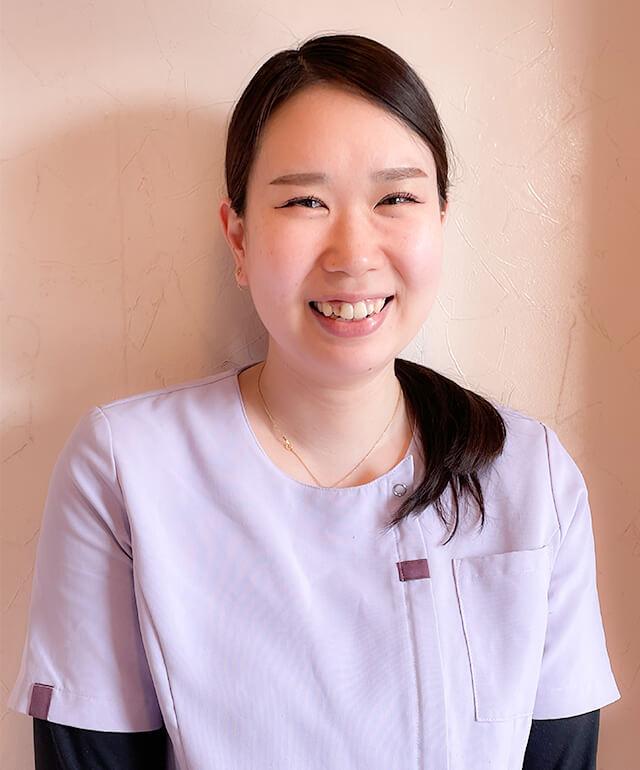 動物看護師(トリマー) 永井由香(ながいゆか)