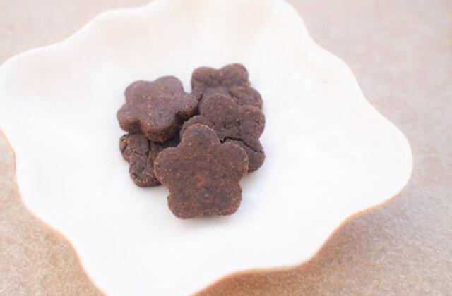 医食同源 薬膳レシピ 「マコモきなこクッキー」